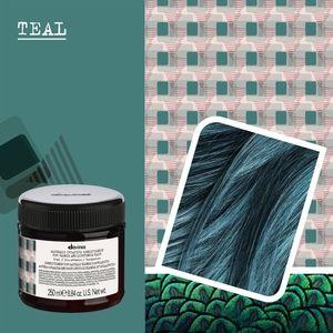 Davines Alchemic Creative Conditioner Teal